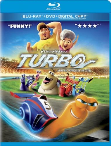 Турбо / Turbo (2013) BDRip 1080p | 3D-Video | HOU | Лицензия