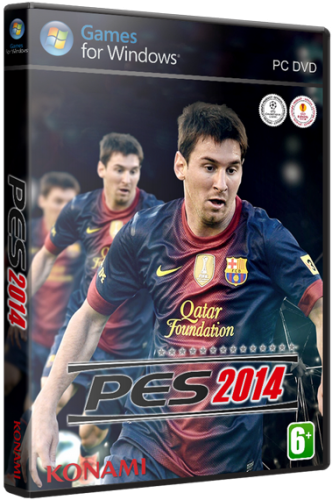 Pro Evolution Soccer 2014 (2013) PC | RePack от z10yded