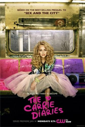 Дневники Кэрри / The Carrie Diaries [S01] (2013) WEB-DL 720p | Sub