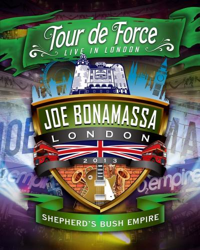 Joe Bonamassa - Tour de Force [Shepherd's Bush Empire - Live in London] (2013) BDRip 1080p