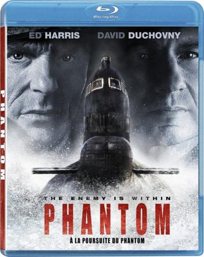 Фантом / Phantom (2013) HDRip | A1