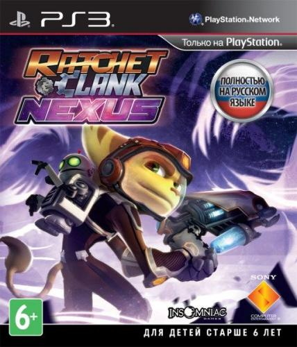 Ratchet & Clank: Into the Nexus (2013) PS3