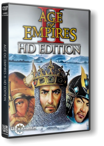 Age of Empires 2: HD Edition (2013) PC | Steam-Rip от R.G. Origins