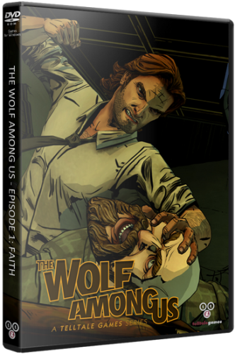The Wolf Among Us - Episode 1 (2013) PC | RePack от R.G. UPG