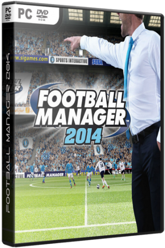 Football Manager 2014 (2013) PC | Лицензия