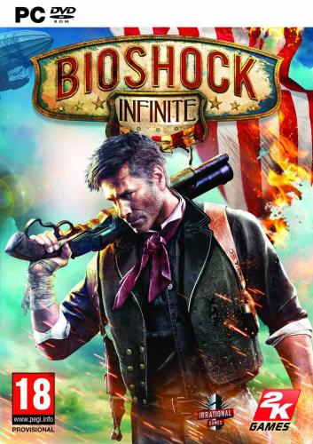 BioShock Infinite [v.1.1.23.63123 + DLC] (2013) PC | Repack от xatab