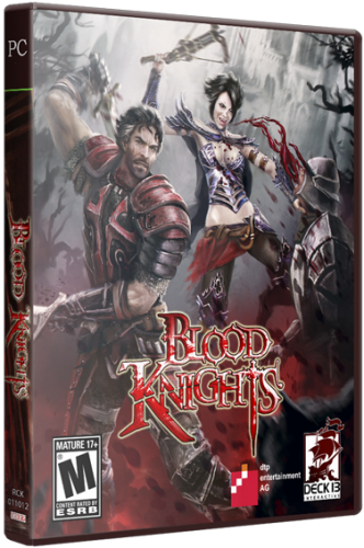 Blood Knights (2013) PC | Repack от z10yded