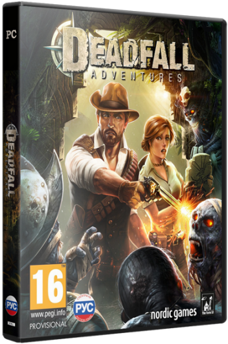 Deadfall Adventures: Digital Deluxe Edition (2013) PC | Steam-Rip от R.G. GameWorks