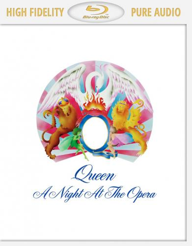 Queen - A Night at the Opera 1975 (2013) Blu-Ray Audio 1080p
