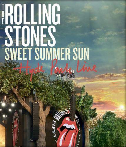 The Rolling Stones - Sweet Summer Sun [Hyde Park Live] (2013) Blu-ray Remux 1080i от HDLine
