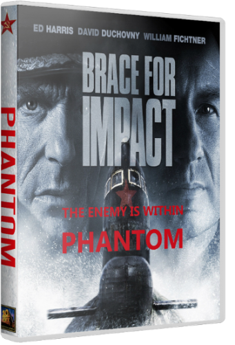 Фантом / Phantom (2013) BDRip 1080p | P, A