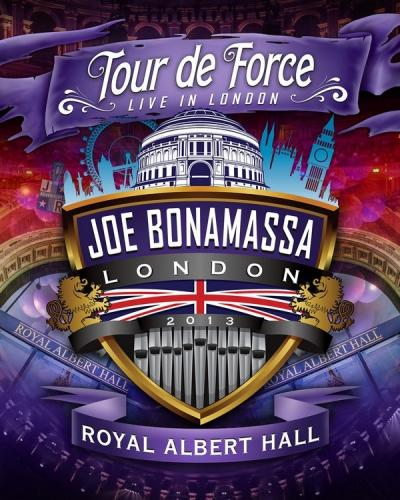 Joe Bonamassa - Tour de Force [Royal Albert Hall - Live in London] (2013) Blu-ray 1080p
