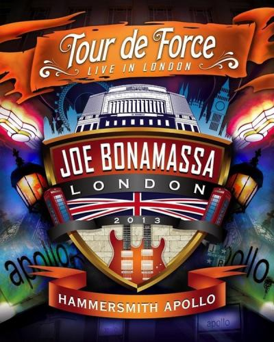 Joe Bonamassa - Tour de Force [Hammersmith Apollo - Live in London] (2013) Blu-ray 1080p