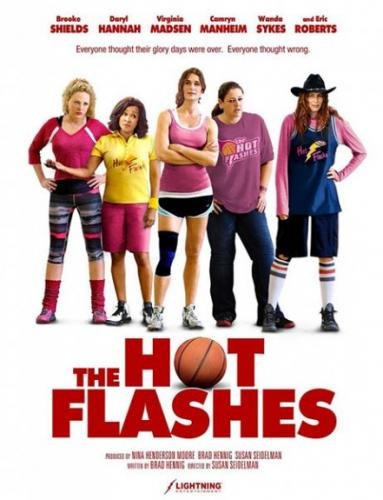 Приливы / The Hot Flashes (2013) DVDRip | P2