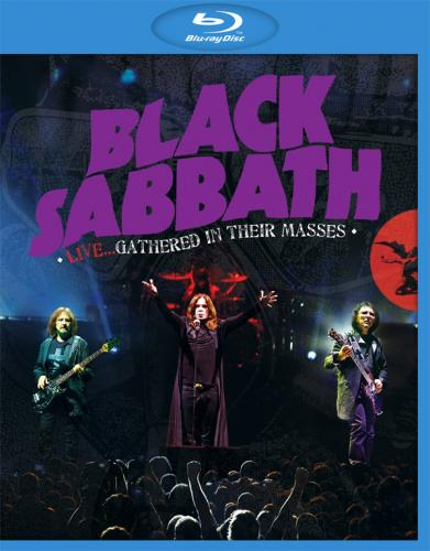 Black Sabbath - Live... Gathered In Their Masses (2013) BDRip от Занавес