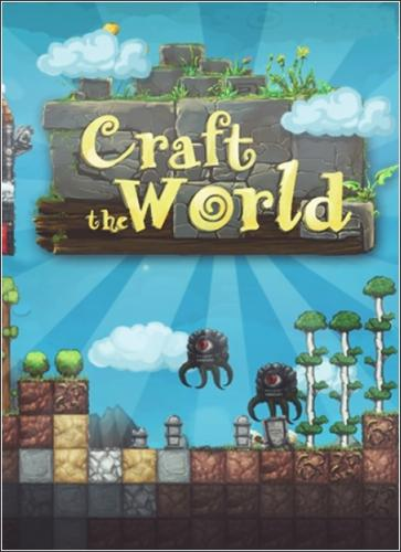 Craft The World (2013) PC | Repack от R.G UPG