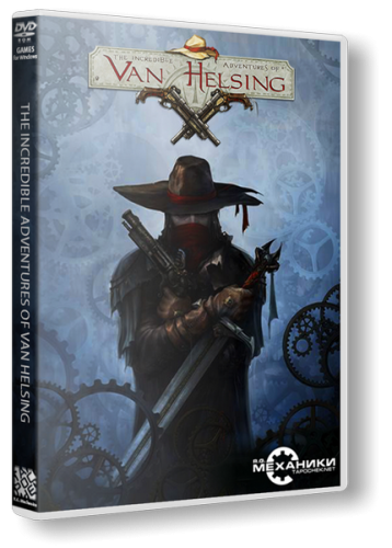 The Incredible Adventures of Van Helsing (2013) PC | RePack от R.G. Механики