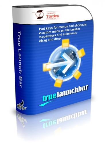 True Launch Bar 6.5.5 beta (2013) PC