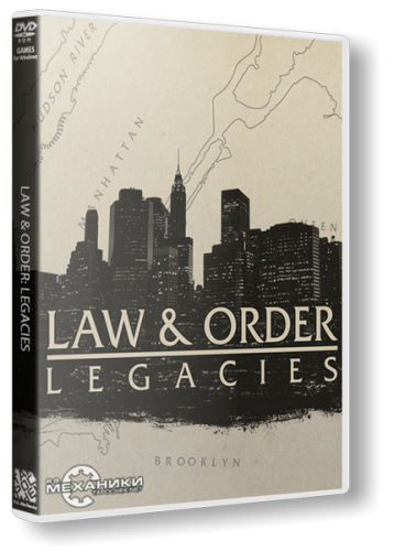 Law & Order: Legacies (2012) PC | Repack от R.G. Механики