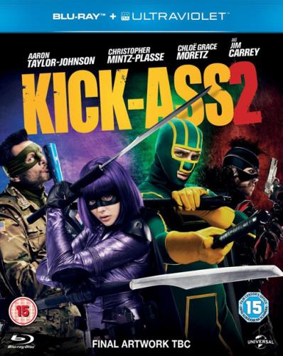 Пипец 2 / Kick-Ass 2 (2013) HDRip | Лицензия