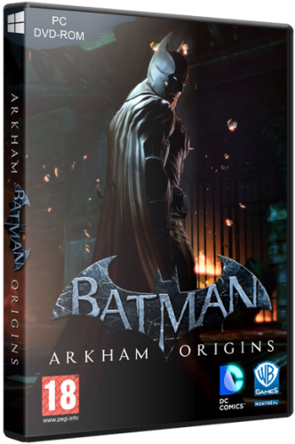 Batman: Arkham Origins [Update 8] (2013) PC | Rip от R.G. Games