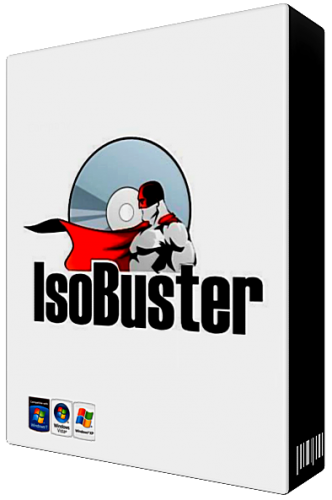 IsoBuster Pro 3.3 Build 3.3.0.0 Final (2013) РС