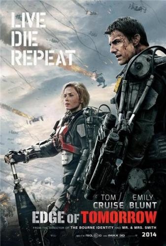 Грань будущего / Edge of Tomorrow (2014) HD 720p | Трейлер