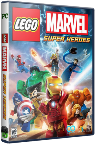 LEGO Marvel Super Heroes (2013) PC | RePack от Fenixx