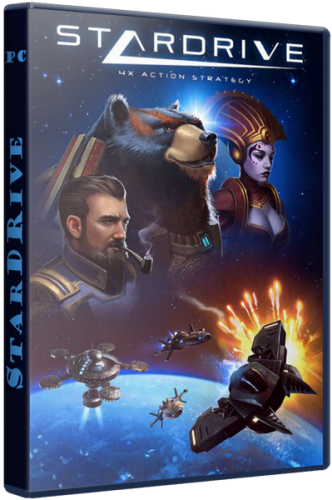 StarDrive (2013) PC | RePack от R.G. ILITA