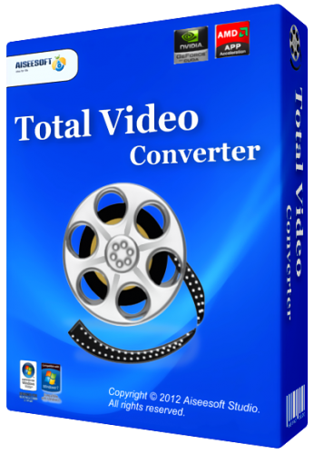 Aiseesoft Total Video Converter Platinum 7.1.20.20881 (2013) РС