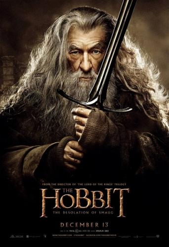 Хоббит: Пустошь Смауга / The Hobbit: The Desolation of Smaug (2013) CAMRip