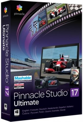 Pinnacle Studio 17.0.2.137 Ultimate (2013) PC | RePack by PooShock