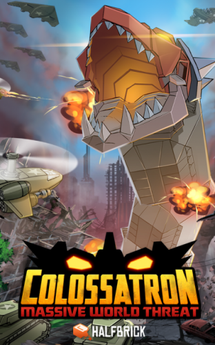 Колоссатрон / Colossatron (2013) Android
