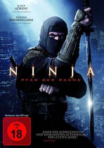 Ниндзя 2 / Ninja: Shadow of a Tear (2013) WEB-DLRip | L2