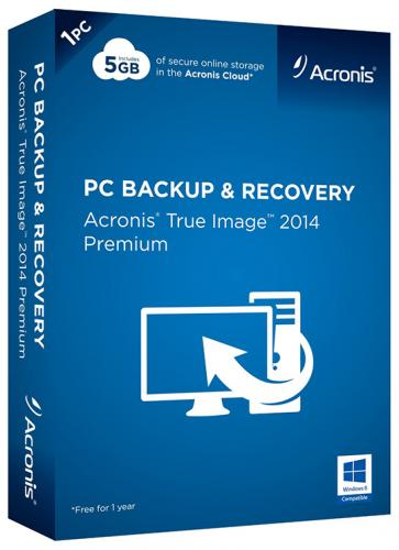 Acronis True Image 2014 Premium 17 Build 6614 + Acronis Disk Director 11.0.0.2343 BootCD by БЕЛOFF (2013) PC