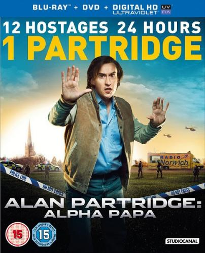 Алан Партридж / Alan Partridge: Alpha Papa (2013) HDRip | L2