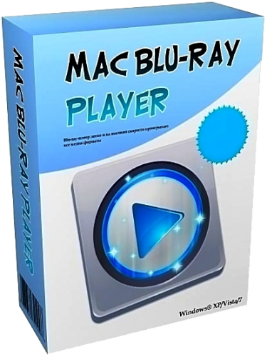 Mac Blu-ray Player 2.9.6.1456 Final (2013) PC