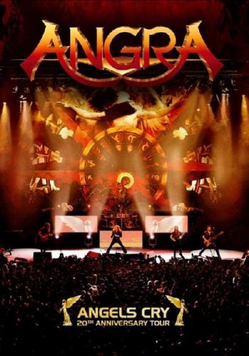 Angra - Angels Cry, 20th Anniversary Tour (2013) DVDRip