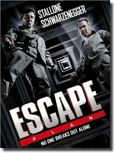 План побега / Escape Plan (2013) HDTV 1080p | Звук с TS