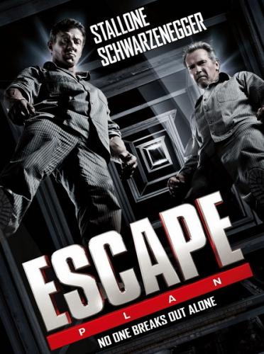 План побега / Escape Plan (2013) HDTVRip | Звук с TS